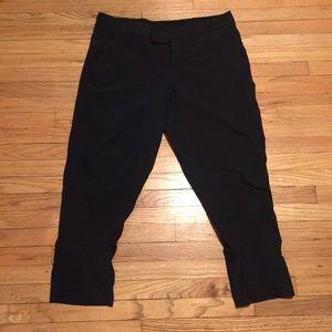 Lululemon black workout pants - sz 36